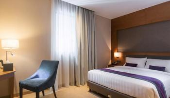 Sotis Residence Pejompongan Jakarta - Deluxe Double Bedroom Room Only Regular Plan