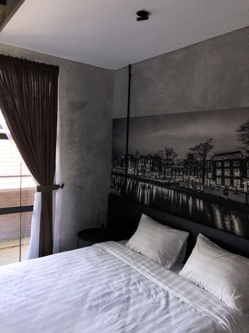 Nava One Semarang - Staycation Room With Balcony Regular Plan