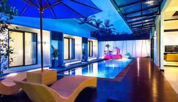 Gili Khayangan Villas Lombok - Three Bedroom Villa Regular Plan