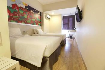 Nite and Day Batam Jodoh Square Batam - Sunny Day Twin Room Only BASIC DEAL 25%