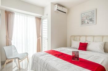 RedDoorz Apartment @ Grand Kamala Lagoon Bekasi Bekasi - RedDoorz Room SPECIAL DEALS