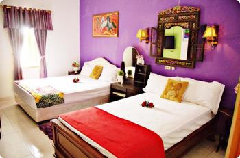 Nitada Premier Prambanan Yogyakarta - Super Family Rooms Regular Plan