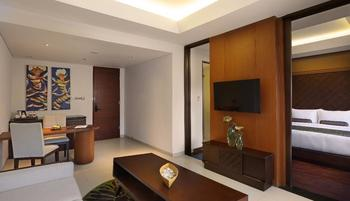 Golden Tulip Jineng Bali - Deluxe Pool View Room with Breakfast Lastminute Promotion