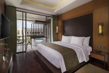 Golden Tulip Jineng Bali - Jacuzzi Suite  Pegipegi Bali 2 Nights Deals