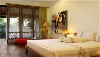 Rumah Mertua Heritage Yogyakarta - Svadhisthana Superior Room Regular Plan