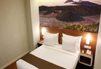 Citihub Hotel at Mayjen Sungkono Surabaya - Nano Room Nano Room 2Persons Regular Plan