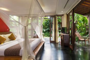 Amatara Arya Ubud - Deluxe Double Room with Shower and Free Benefit  Super Last Minute Deal - 48%