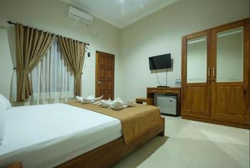 Ladiva Shore Hotel Lombok - Edelweis Room Only Regular Plan