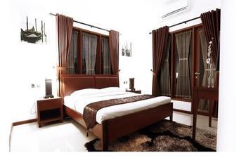 Kuldesak Villas Bandung Bandung - 3 Bedroom Villa Regular Plan