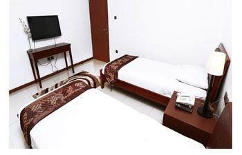 Kuldesak Villas Bandung Bandung - 2 Bedroom Villa Regular Plan