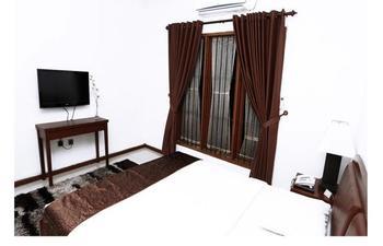 Kuldesak Villas Bandung Bandung - 4 Bedroom Villa Regular Plan