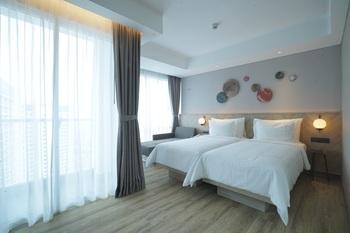 HARRIS Suites Puri Mansion Jakarta - Harris Room dengan Dua Sarapan 72 Hours Deals