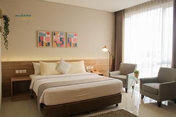 Antero Hotel Jababeka Bekasi - Junior Suite Room Only Promo Stay Hepi