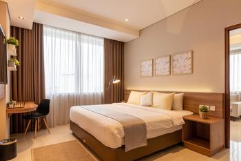 Antero Hotel Jababeka Bekasi - Executive Room Breakfast 30% Discount!!!