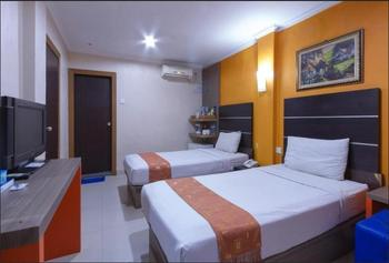 Hotel Grand Sari  Padang - Superior Twin  Regular Plan