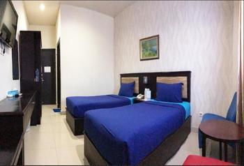 Hotel Grand Sari  Padang - Deluxe Twin Room Only Regular Plan