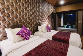 L Amore Hotel Seminyak Bali - Superior Twin Room Only Promo Gajian