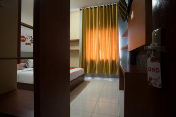 OYO 615 Residence Puri Hotel Syariah Medan - Suite Double Regular Plan