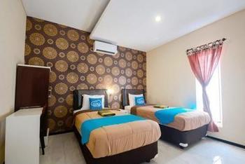 Airy Syariah Lowokwaru Gajayana 567 Malang - Deluxe Twin Room Only Regular Plan