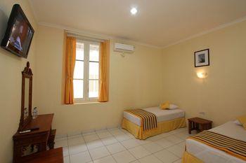 Hotel Damai Residence Semarang - Deluxe Twin Room Only Regular Plan