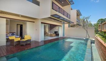 The Miracle Villas Nusa Dua Bali - 2 Bedroom Private Villa Basic Deal