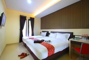 Sumi Hotel Surabaya - Superior Room Triple Regular Plan