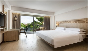 Fairfield by Marriott Bali Legian Bali - Deluxe Room King Bed Pool View with Breakfast Regular Plan