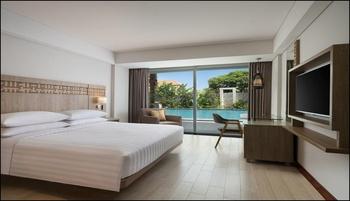 Fairfield by Marriott Bali Legian Bali - Deluxe Room King Bed Pool Terrace Room Only Regular Plan
