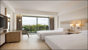 Fairfield by Marriott Bali Legian Bali - Deluxe Room Twin Bed with Pool View Room Only Regular Plan