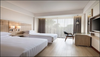 Fairfield by Marriott Bali Legian Bali - Deluxe Room Twin Beds Room Only Regular Plan