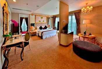 Amaroossa Royal Bogor Bogor - Suite Room With Breakfast Regular Plan
