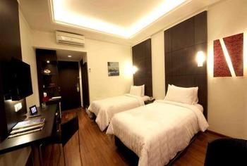 Bentani Hotel & Residence Cirebon - Superior Twin Bed Regular Plan