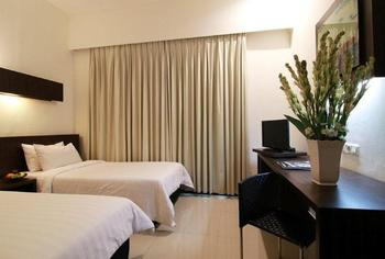 Bentani Hotel & Residence Cirebon - Standard Twin Bed Regular Plan