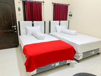 KoolKost near Universitas 45 Mataram Lombok - KoolKost Twin Room Basic Deal