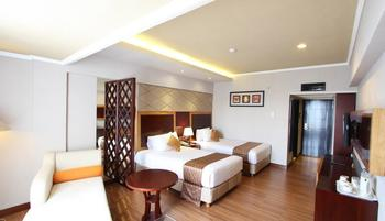Regents Park Malang - Superior Twin Room Only Flash Sale