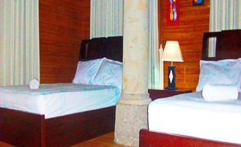 Villa Happy Jimbaran Bali - Two Bedrooms Cottage Regular Plan