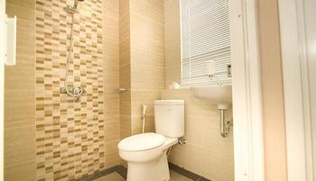 Wensroom Seturan Student Castle Apartment Yogyakarta - Studio Room Regular Plan