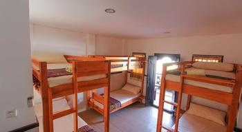Hotel Taman sari Bali - Female Dormitory (Khusus Wanita) - Harga 1 Tempat Tidur Regular Plan