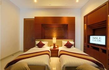 Bale Gede Villas Bali - 3 Bedroom Early Booker 40% - 90 ADV