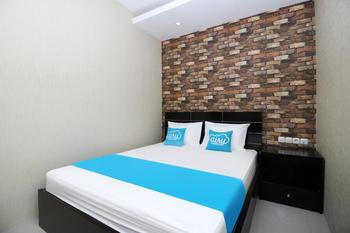 Airy Eco Syariah Kampung Bali Satu 60 Jakarta Jakarta - Deluxe Double Room Only Special Promo Sep 45