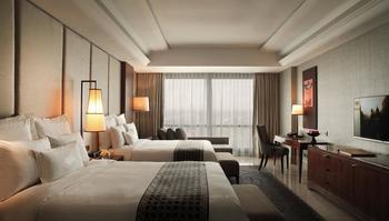 Hotel Tentrem Yogyakarta - Deluxe Twin Room Regular Plan