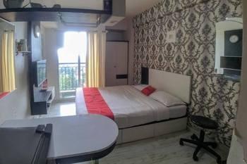 RedDoorz Apartment @ Serpong Greenview 2 Tangerang Selatan - RedDoorz Room AntiBoros