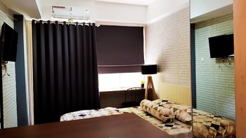 Golom 11 at Malioboro City Apartment Yogyakarta - Studio Room Regular Plan