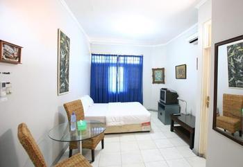 RedDoorz @Jalan Bangka Jakarta - Reddoorz Room Special Promo Gajian