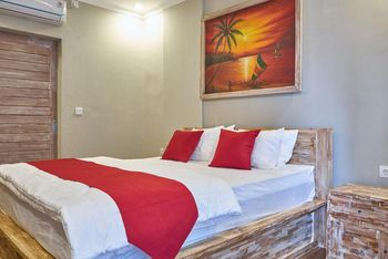 Jimbaran 5 Guest House Bali - Double Room Only Regular Plan
