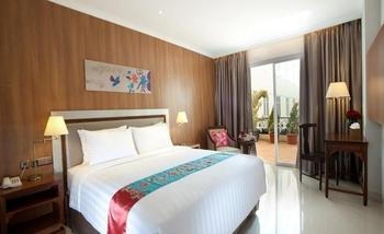 The Sidji Hotel Pekalongan Pekalongan - Deluxe Balcony Room Regular Plan