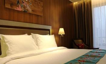 The Sidji Hotel Pekalongan Pekalongan - Deluxe Room Regular Plan