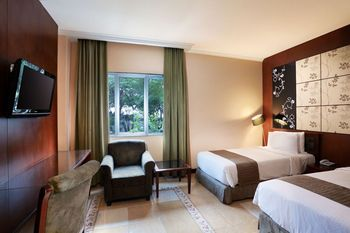 IPB Hotel Botani Square Bogor - Deluxe Twin Room Only Regular Plan