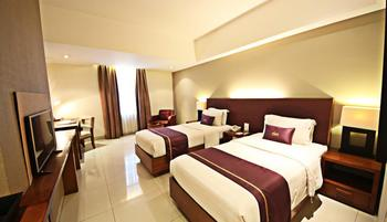 Anggrek Shopping Hotel Bandung - Superior Twin Room Only Regular Plan