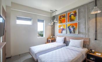 FRii Bali Echo Beach Bali - Superior Room Room Only Regular Plan